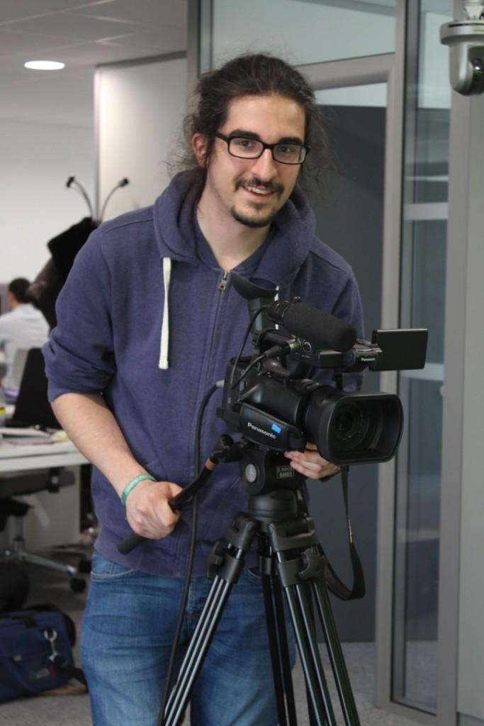 La pratique des caméras et du tournage