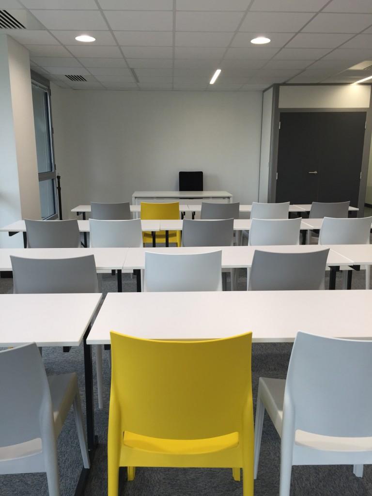 Salle de classe M1