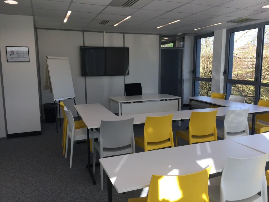 Salle de classe M2
