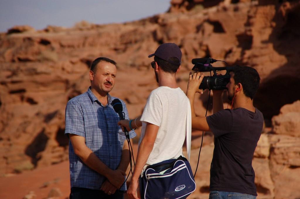 Interview Brieuc GHORCHI - Maxime BRANDSTAETTER - Jordanie