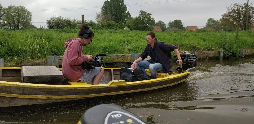 Reportage – Le facteur du marais