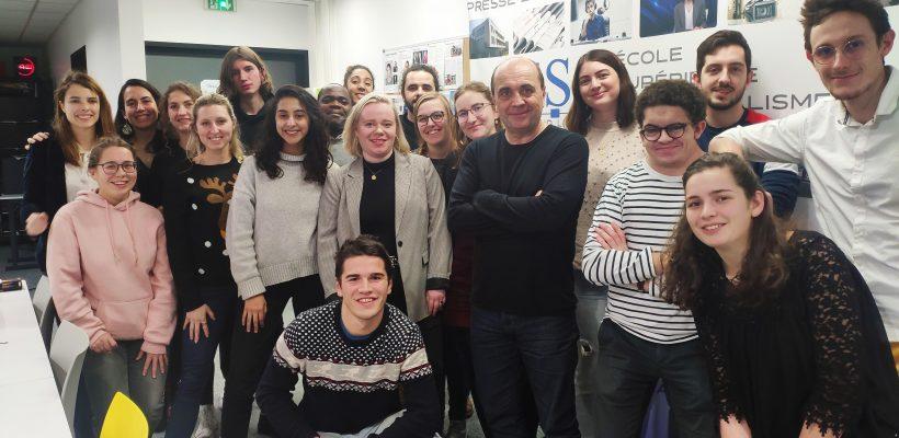 Rencontre avec Hervé Béroud