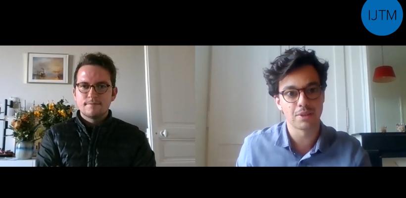 Rencontre avec Quentin Périnel, journaliste au Figaro